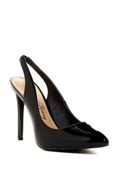 Penny Loves Kenny Obvious Slingback Pump Black