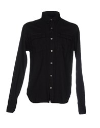 Bolongaro Trevor Shirts Black