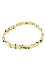 Lana Jewelry Nude Link Bracelet Yellow Gold