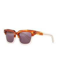 Dart Square Sunglasses Tortoise Multi Opening Ceremony