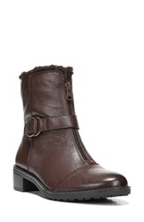 Naturalizer Women's 'Madera' Boot Brown Leather