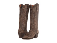 Dan Post Heather Distressed Brown Cowboy Boots