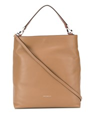 Coccinelle Keyla Large Tote Bag Brown