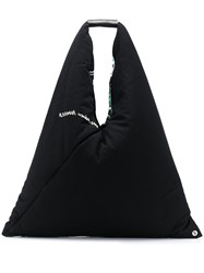 Maison Martin Margiela Mm6 Triangle Tote Bag 60