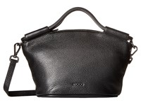 Ecco Sp 2 Small Doctors Bag Black Handbags
