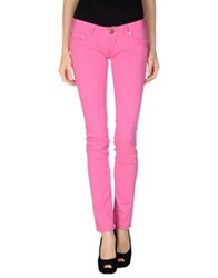 Atelier Fixdesign Casual Pants Fuchsia