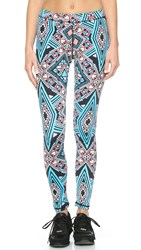Minkpink Move It Leggings Multi