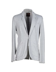 Sun 68 Suits And Jackets Blazers Men Light Grey
