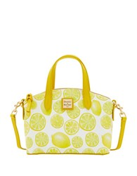 Dooney And Bourke Limone Ruby Bag Yellow