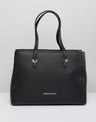Valentino By Mario Valentino Tote Bag In Black