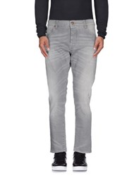 Reign Denim Denim Trousers Men Grey