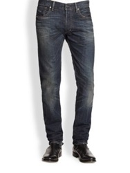 Ralph Lauren Black Label Straight Fit Jeans Prospector Blue