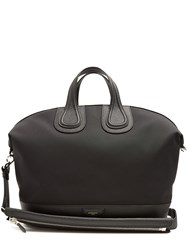 Givenchy Nightingale Canvas Holdall Black