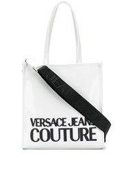 Versace Jeans Couture Logo Print Tote Bag 60