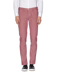0 Zero Construction Trousers Casual Trousers Men Brick Red