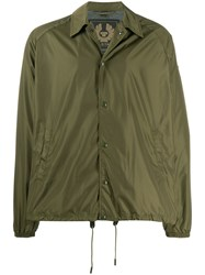Belstaff Drawstring Light Jacket Green