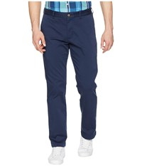 Tommy Bahama Boracay Flat Front Chino Pant Martime Casual Pants Blue