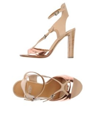 Michel Perry Sandals Beige