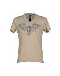 Richmond Denim T Shirts Beige