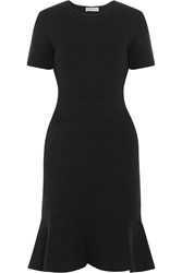 Balenciaga Flared Stretch Boucle Mini Dress