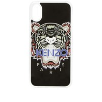 Kenzo Iphone X Tiger Case Black