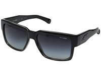 Arnette Supplier Black To Grey Havana Grey Gradient Sport Sunglasses