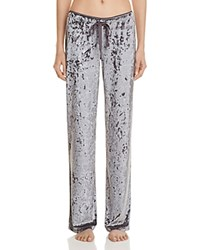 Pj Salvage Crushin' Pants Silver