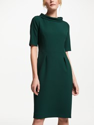 Bruce By Bruce Oldfield Picture Collar Dress Green