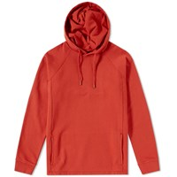 Folk Rivet Hoody Red