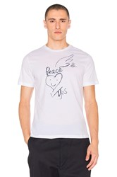 Vivienne Westwood War And Peace Tee White