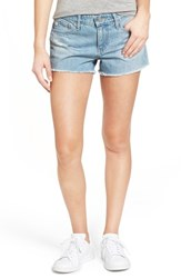 Ag Jeans Women's The Bonnie Cutoff Denim Shorts