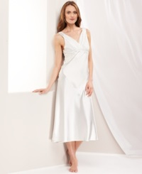 Jones New York Sheer Luxury Bridal Gown Bone