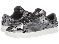 Cole Haan Grandpro Tennis Black Camo White Lace Up Casual Shoes