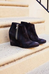 Free People Orlanda Zip Wedge Boot