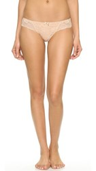 The Little Bra Company Lucia Low Rise Thong Nude
