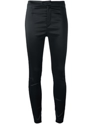 Isabel Marant Stretch Skinny Trousers Black
