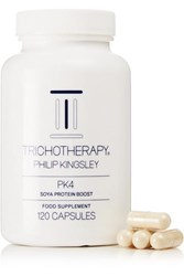 Philip Kingsley Pk4 Soya Protein Boost 120 Capsules Colorless