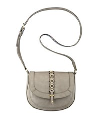 Nine West Benetta Crossbody Bag Mushroom