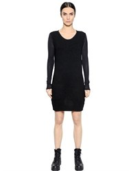 Damir Doma Stretch Viscose Jersey Dress