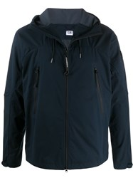 C.P. Company Cp Front Zip Hooded Jacket 60