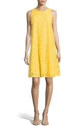 Eci Lace A Line Dress Delightful Daisy