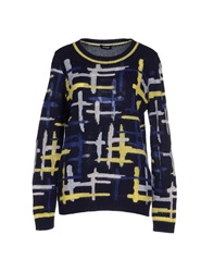 Max And Co. Sweaters Dark Blue