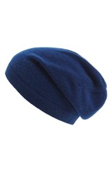Men's The Rail Cashmere Knit Cap Blue