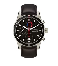 Bremont Regatta Otusa Chronograph Watch Unisex Black