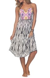 Rip Curl Wind Song Dress White