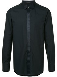 Loveless Longsleeved Buttoned Shirt Blue