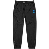 Off White Parachute Cargo Pant Black