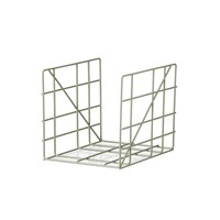 Ferm Living Square Magazine Holder Dusty Green