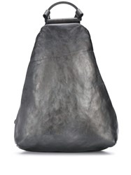 Numero 10 Structured Backpack Metallic