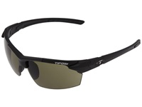 Tifosi Optics Jet Matte Black Athletic Performance Sport Sunglasses